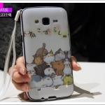 Case Samsung J7 เคสซิลิโคน TPU ด้านในนิ่ม ด้านนอกเงาๆ หุ้มขอบอีกชั้น แนวๆ ลายการ์ตูนน่ารักๆ ลายกราฟฟิค เคสมือถือราคาถูกขายปลีก (ไม่รวมสายห้อย)