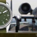 นาฬิกาข้อมือชาย SHARK ARMY SAW034