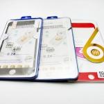 ฟิล์มกระจก Iphone 6plus-5.5 เต็มจอ ขอบโค้งมน นิ่ม