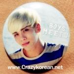[พร้อมส่ง] เข็มกลัด SHINee-Boy Meet U (Jonghyun)