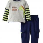 เสื้อ+กางเกง แพ็ค 5 ชุด ไซส์ 80-90-100-110-120