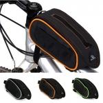 กระเป๋าคาดบนเฟรม Roswheel 12492 (มีสีดำส้ม)