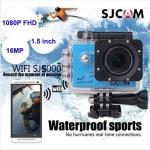 """กล้อง Action Camera SJCOM """"SJ5000+WIFI (ของแท้ ประกัน 1 ปี จากผู้น้ำเข้าอย่างเป็นทางการ)"""
