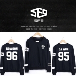 เสื้อแขนยาวกันหนาว (Sweater) SF9 (เมมเบอร์)
