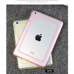 เคส iPad Air 2 ขอบเคส Bumper พลาสติกโปร่งใส ตรงขอบเป็นซิลิโคน TPU สวยล้ำมากๆ ราคาถูก