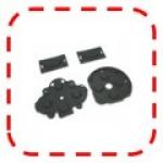 ปุ่มยาง สำหรับ PSP1000 และ NDS Lite