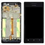 เปลี่ยนจอ Huawei Ascend P1 (U9200) หน้าจอแตก ทัสกรีนกดไม่ได้