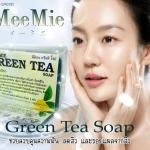 oap-green tea 60g สบู่ชาเขียว