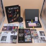 ชุดโฟโต้บุค โปสการ์ด EXO EX'ACT Photo Album (ครบชุด)