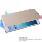 Nillkin Sparkle leather case for Xiaomi Redmi Note 3 / Redmi note3 Pro - สีทอง
