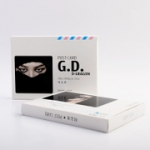 POST CARD GD BIGBANG