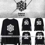 เสื้อแขนยาวกันหนาว (Sweater) VIXX - CHAINED UP