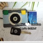 ครอบกุญแจ + การ์ด Camera Film