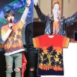 เสื้อแฟชั่นนักร้องเกาหลี เสื้อยืดแฟชั่น Bigbang GD BTS SUGA
