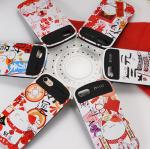 เคส iPhone 6 / 6s (4.7 นิ้ว) พลาสติกสกรีนลายแมวกวักนำโชค Lucky Neko เฮงๆ น่ารักมากๆ ราคาถูก