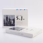 POST CARD SJ SUPER JUNIOR