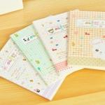 Cutie Animal Notebook