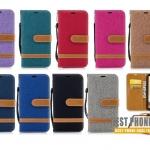เคส Samsung S8 แบบฝาพับมีช่องเสียบบัตรสีทูโทน สวยงามมาก ราคาถูก (ไม่รวมสายคล้อง)