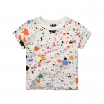 เสื้อแต่งลายสลัดสี [size 2y-3y-4y-5y-6y-7y]