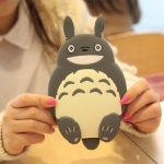 case iphone 5 / 5s เคสซิลิโคน 3D การ์ตูนสุดฮิต Totoro silicone 3D Cartoon Totoro ราคาส่ง ขายถูกสุดๆ