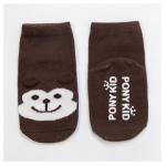 ถุงเท้า ลิงสีน้ำตาล แพ็ค 20 คู่ ไซส์ M (ประมาณ 1-3 ปี)