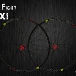 ชุดล้อเสือภูเขา S-FIGHT XX1 ขนาด 27.5 ดุมคาร์บอน
