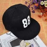 หมวกExo 88 สีดำ