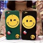 เคส OPPO F1s ซิลิโคน soft case ประดับกระจกรูปยิ้มน่ารักมากๆ ราคาถูก (ไม่รวมสายคล้อง)