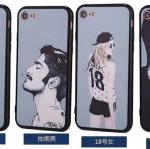 Case iPhone 7 (4.7 นิ้ว) พลาสติกสกรีนลายสุดแนวผิวกันลื่น ราคาถูก