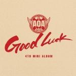 Poster + AOA - Mini Album Vol.4 [Good Luck] (WEEK Ver.)