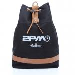 กระเป๋าเป้แบบผ้า 2PM