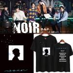 เสื้อยืด (T-Shirt) B.A.P - NOIR (ver.2)
