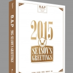 B.A.P -2015 SEASON GREETING