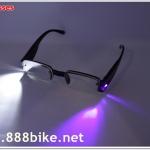 แว่นตา LED light Anti-fatigue Reading Glasses xp14(อ่านหนังสือหรือปั่นกลางคืน)