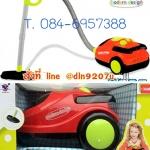 เตารีดของเด็กเล่นได้สมจริง vacuum cleaner