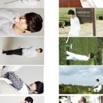 สติ๊กเกอร์การ์ด Lee Minho (3)