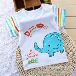 เสื้อ ช้าง แพ็ค 9 ชุด ไซส์ 80-90-100