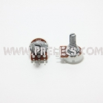 Volume 50KC 1ชั้น แกน17mm (Potentiometer)