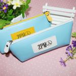 กระเป๋าดินสอหนัง 2PM