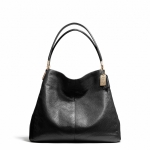 Preorder Coach MADISON SMALL PHOEBE SHOULDER BAG IN LEATHER STYLE NO. 26224