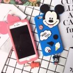 Case iPhone 6s Plus / 6 Plus (5.5 นิ้ว) ซิลิโคน TPU การ์ตูนน่ารักน่าใช้มากๆ ราคาถูก (ไม่รวมที่ห้อย)