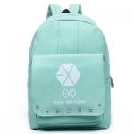 กระเป๋า EXO LOGO สีเขียว
