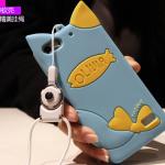 เคส Huawei G Play Mini ซิลิโคน TPU 3 มิติ แมวน้อยมีหูแสนน่ารัก ราคาถูก (ไม่รวมสวยคล้อง)