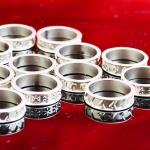แหวน EXO LOGO (ระบุลาย)