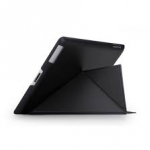 Magic Cube iPad 2,3 & 4 case w/smart cover - Black