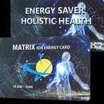 การ์ดประหยัดพลังงาน Matrix Ion Energy Card บริษัททริปเปิ้ลซี Triplez network