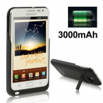 Battery Case for Galaxy Note I9220 3000 mAh