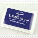 Crystal Craft Ink Pad (สีน้ำเงิน)