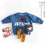 เสื้อ สีน้ำเงิน แพค 5 ชุด ไซส์ 90-100-110-120-130