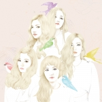 อัลบั้ม #Red velvet 1st Mini album - Ice cream cake